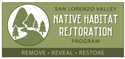 SLV Native Habitat Restoration Program logo